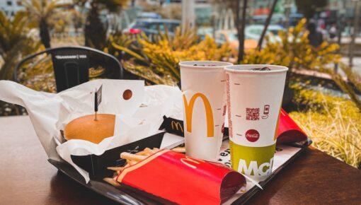McDonald's: fast food empire's history of success