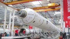 Richard Branson's Virgin Orbit rocket launches into space
