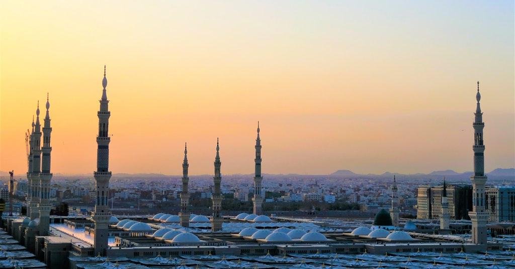 Saudi Arabia AI city