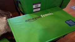 Amazon Fresh delivery service expands to one more country