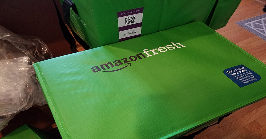 Amazon Fresh Spain