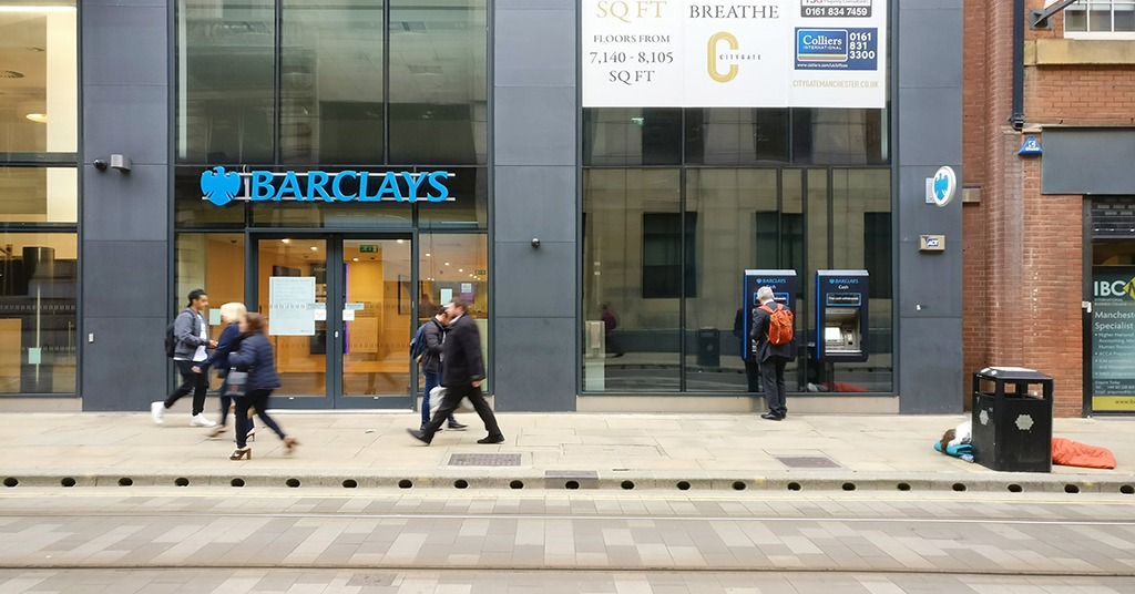 Barclays pension