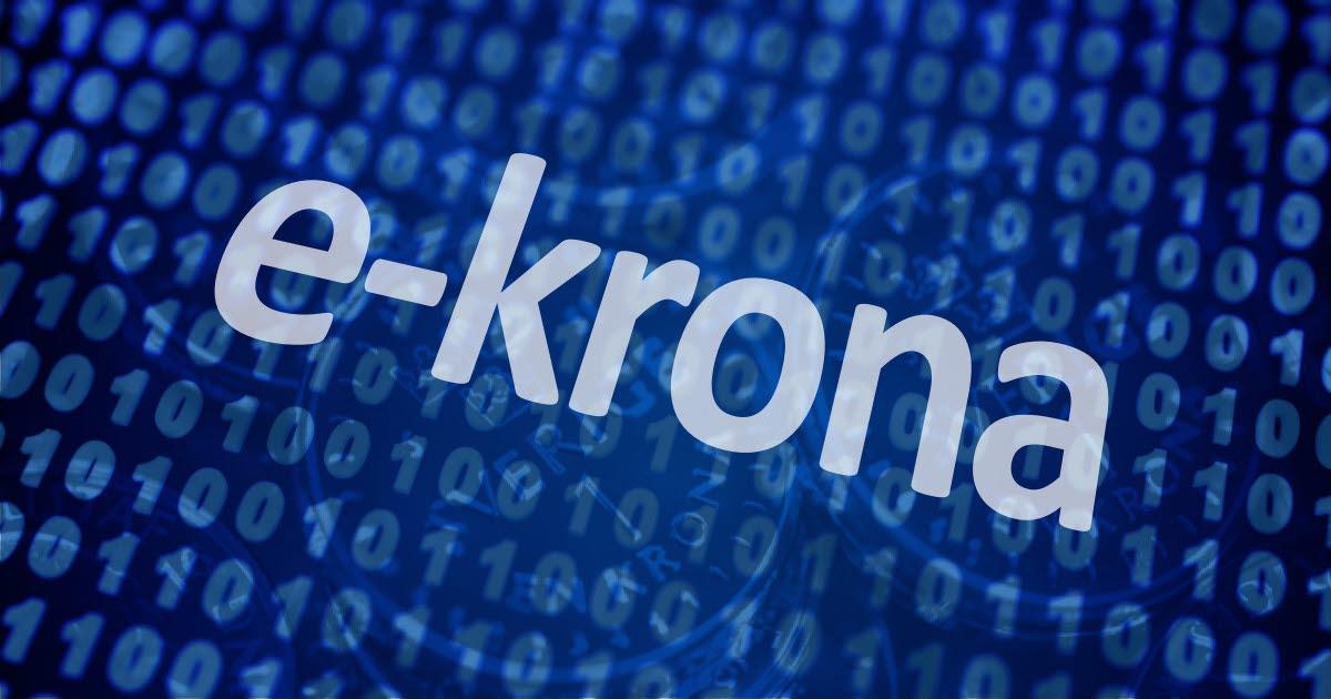 e-krona Riksbank