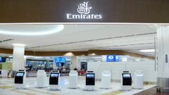 UAE carrier introduced touchless check-in kiosks