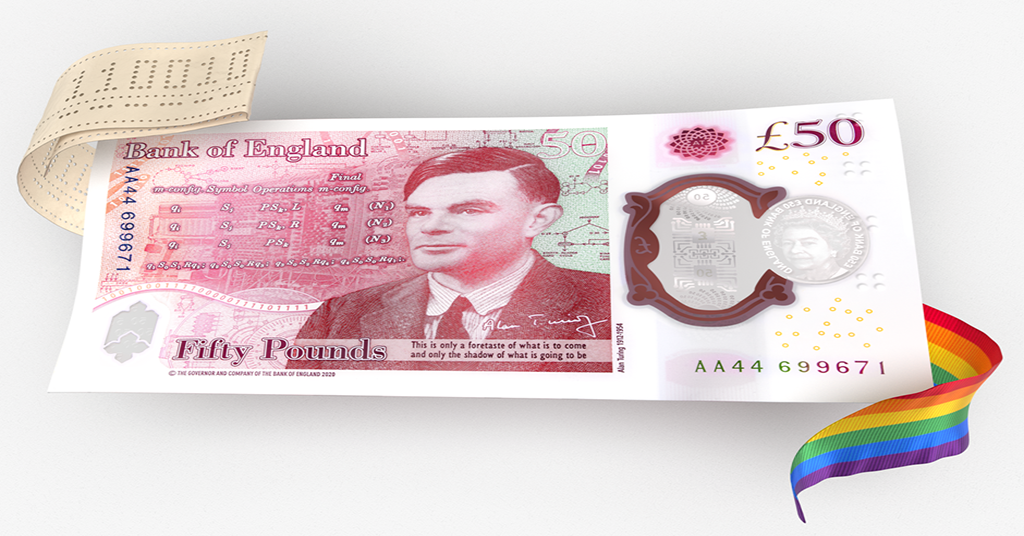 £50 polymer banknote