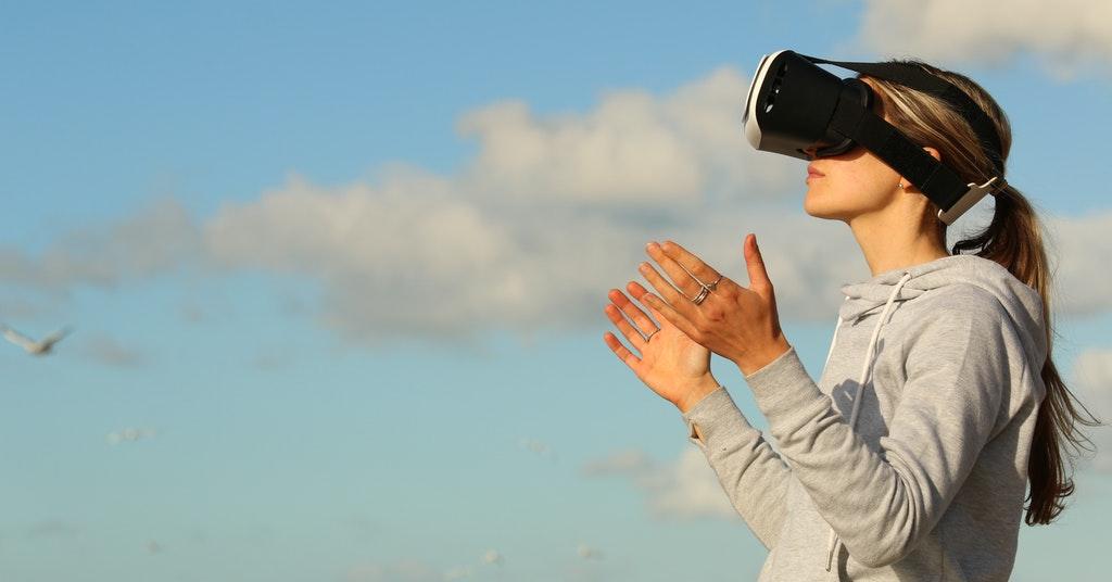 VR AR business