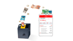 Santander introduced digital cash management service