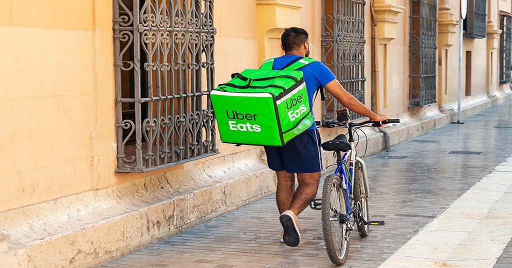 Uber Eats Germany