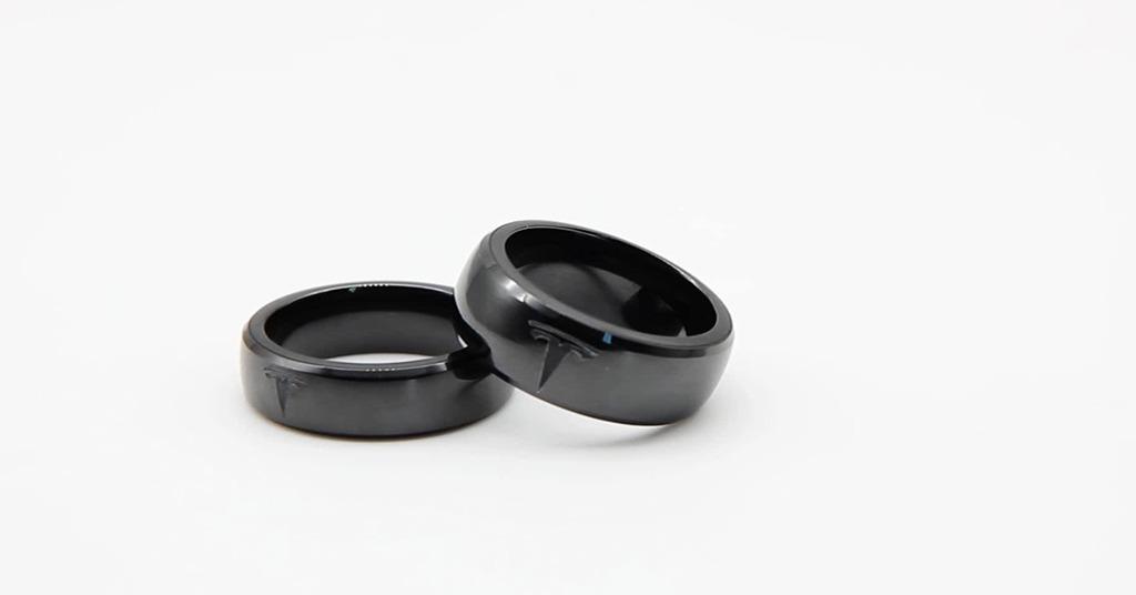 NFC rings
