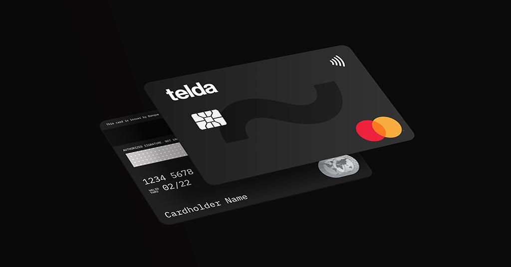 Mastercard Telda
