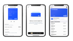 Apple Pay now supports the Coinbase card