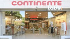 Portuguese supermarket opened its first cashierless store