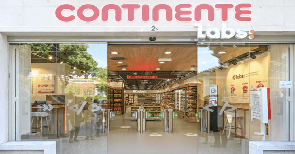 Continente cashierless