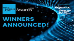Winners of the first Open Banking Expo Awards revealed