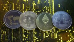 Cryptocurrency splashing across all industries?