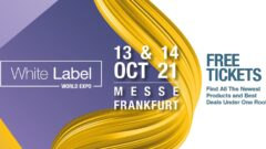 White Label World Expo Frankfurt announces Innovative product and service award nominees!