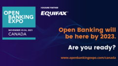 Open Banking Expo returns to Canada for third time this November