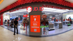 JD.com rolls out first E-Space store in Indonesia