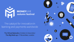 MoneyLIVE Autumn Festival: Launches both virtually and in-person this October and November, featuring all-star speaker line-up