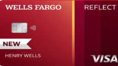 Wells Fargo launches new Reflect card