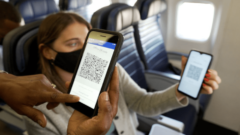 United Airlines to launch PayPal QR codes as inflight payment option